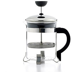 Primula 4 Cup Classic Chrome Coffee Press
