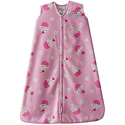 Halo Micro-Fleece SleepSack Blanket in Cupcake