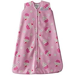 Halo Micro-Fleece SleepSack Blanket in Cupcake