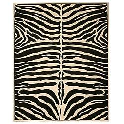 Divan Zebra Rug (7'10 x 9'10)