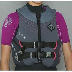 Body Glove Women's Grey/ Black Formula PFD Life Jacket
