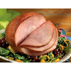 Smithfield Marketplace Boneless Honey Glazed Sliced Ham
