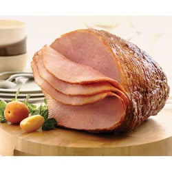 Smithfield Marketplace Fully-cooked Honey-glazed Spiral-sliced Ham