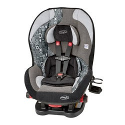 Evenflo Triumph 65 LX Convertible Car Seat in Easton