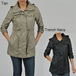 Buffalo Women's Hooded Anorak Jacket