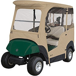 Fairway Yamaha Drive Golf Cart Enclosure