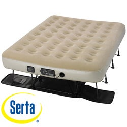 Serta EZ Bed Queen-size with Never Flat AC Pump
