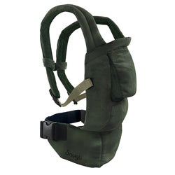 Evenflo Snugli Front Back and Hip Carrier in Military