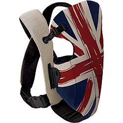 Evenflo Snugli Front Carrier in Union Jack