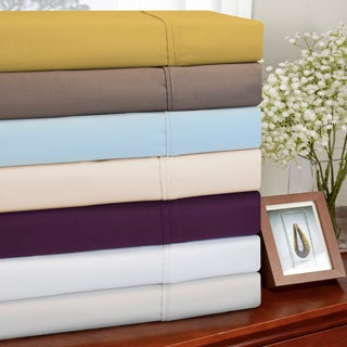 Oversized 1000 Thread Count Wrinkle-resistant Sheet Set