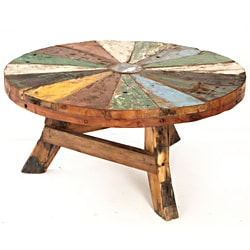 Ecologica Flora Round Coffee Table