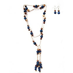Ipanema Necklace and Earring Set (Colombia)