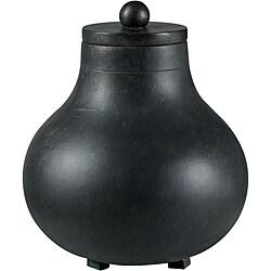Powell Bronze Pot Belly Gel Burner