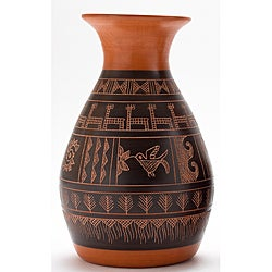 Decorative Seminario Vase (Peru)