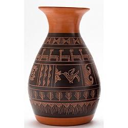 Decorative Seminario Vase (Peru)