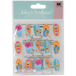 Jolee's Surf Board Mini Repeats Stickers