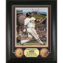 Pablo Sandoval Gold Coin Photo Mint