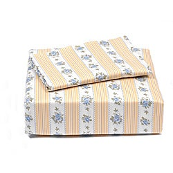Laura Ashley Primrose Hill Queen 4-Piece Sheet Set