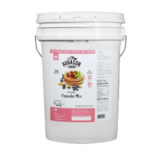 Augason Farms 6-Gallon Buttermilk Pancake Mix Pail