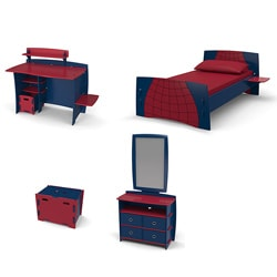 Legare Boy's Room Spider Collection
