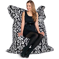 Sitting Bull Marie Antoinette Fashion Adult Bean Bag Chair