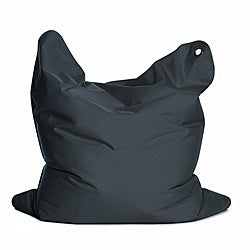 Sitting Bull Medium 'Bull' Anthracite Bean Bag Chair