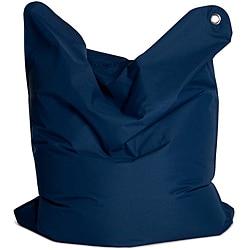 Sitting Bull The Bull Dark Blue Bean Bag