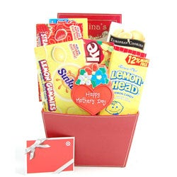 Mother's Day Goodies Gift Basket with $50 Target Gift Card