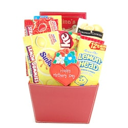 Mother's Day Goodies Gift Basket