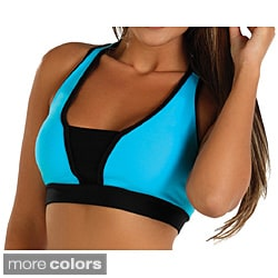 Aqua Collection Women's Best Support Soft Cup Sports Bra