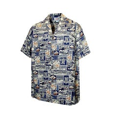 Boys Hawaiian Aloha Shirt