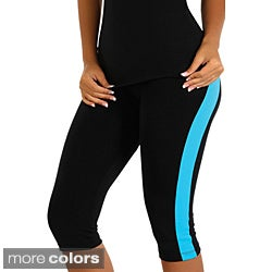 Aqua Collection Women's Sport Capri Pants