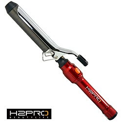 H2PRO HC1 Professional 1-inch Spring Curling Iron