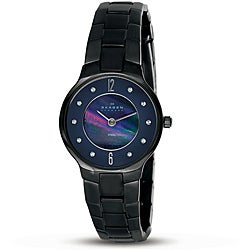 Skagen Women's Crystal Accent Watch