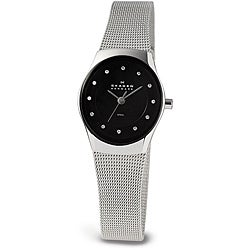 Skagen Women's Stainless Steel Mesh Watch