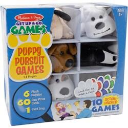 Melissa & Doug Puppy Pursuit Game