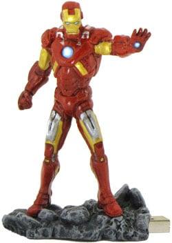 Marvel 8GB Avengers USB Flash Drive - Iron Man