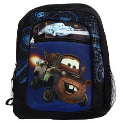 Disney CZ21009-SC-BK Cars 16-inch Kid&#39;s Backpack