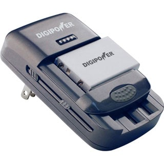 DigiPower TC-U400 AC/Auto Charger