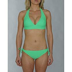 Island World Junior's Green Bikini