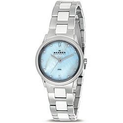 Skagen Women's Link Bracelet Watch