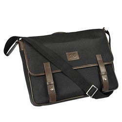 Joseph Abboud Nylon Messenger Bag