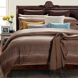 EverRouge Sahara Sun 7-piece Queen Cotton Duvet Set