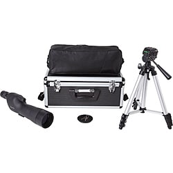 Firefield 20-60x60SE Spotting Scope Kit with Fully Multicoated Lenses