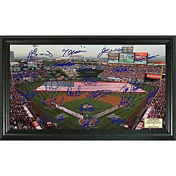 Los Angeles Angels Signature Field Frame