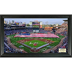 Atlanta Braves Signature Field Frame