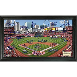 St. Louis Cardinals Signature Field Frame
