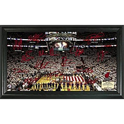 Miami Heat Signature Court Frame