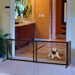 Richell Freestanding Pet Barrier
