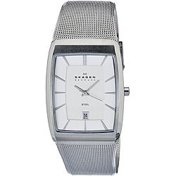 Skagen Men's Stainless Steel Quartz Watch